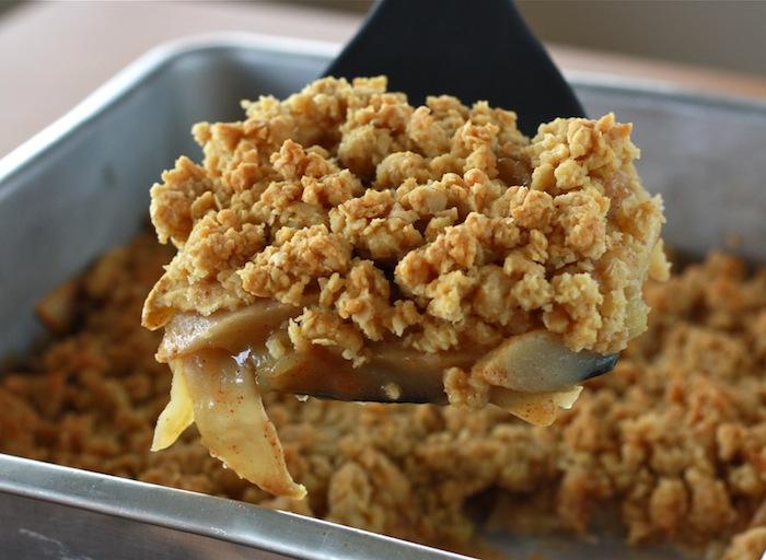 Skinny Apple Cobbler Recipe — Dishmaps